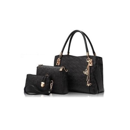 Bolsa Feminina Importada Luxo Kit