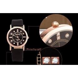 Relógio Feminino Womage Preto Importado