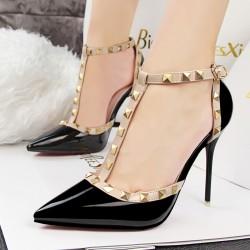 Sapato Importado Feminino Sandália Sexy Luxo